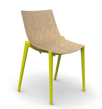 Liquid wood by philippe starck big window for Philippe starck chair
