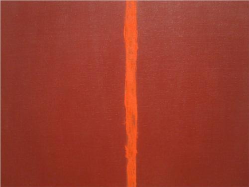 Onement by Barnett Newman (1949)