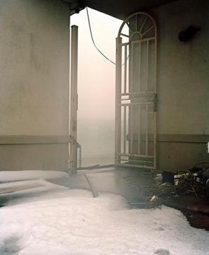 Bayside Door by Maureen Drennan